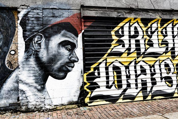 U Street Alley Walls