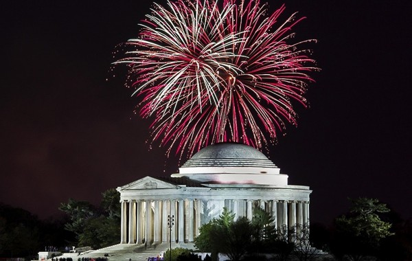 Cherry Blossom Fireworks