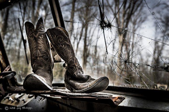 Broken Boots